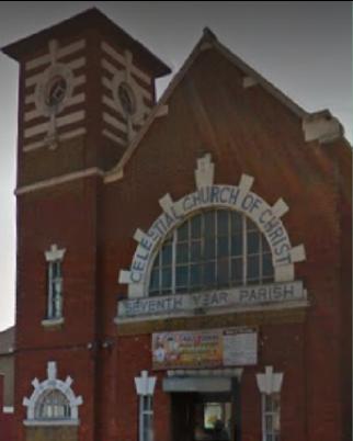celestial church of christ 7th year parish hq
